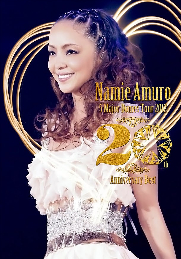 5 Best Emmy Beauty Looks You Will Want To Try In Real Life: DVD「5 Major Domes Tour 2012 ~20th Anniversary Best~」: 目指せ