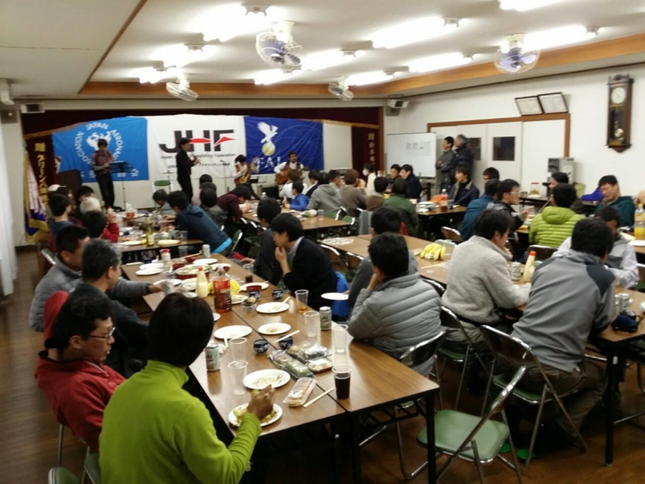日本選手権レセプション