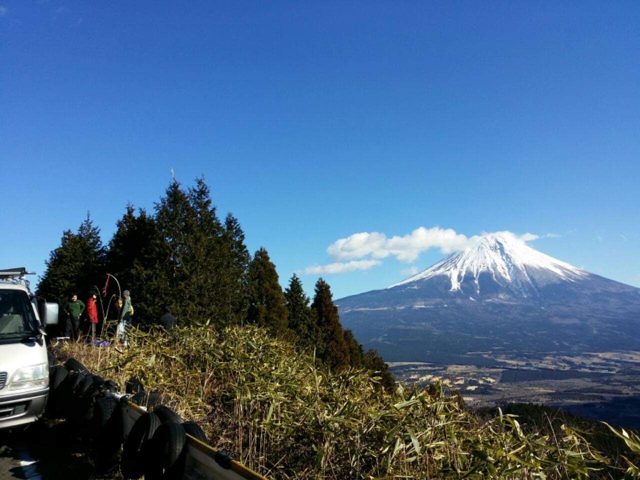 西富士初日